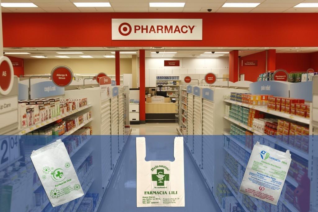 pungi farmacie personalizate
