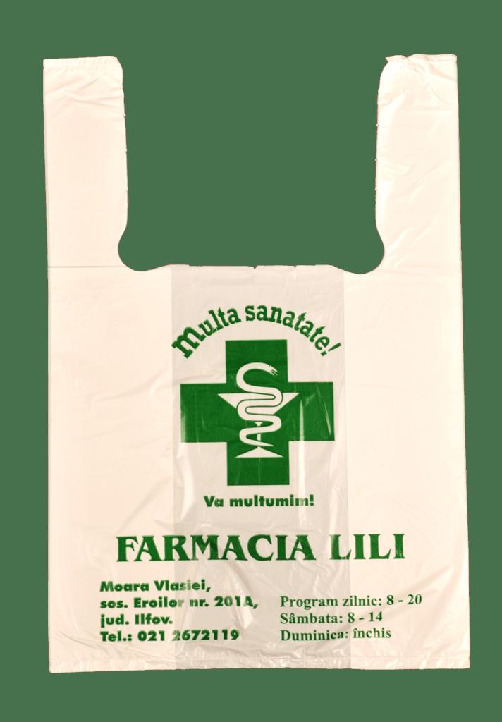 producator pungi farmacie
